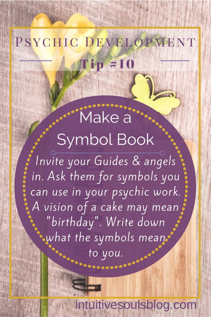 If you've been working with Spirit or your intuition for any bit of time, you've probably figured out that receiving psychic information can be like playing a game of charades. Hello, Spirit, why are you showing me purple socks? I see a red rose – but it's not even Valentine's Day?  Eek! Sometimes, I used …