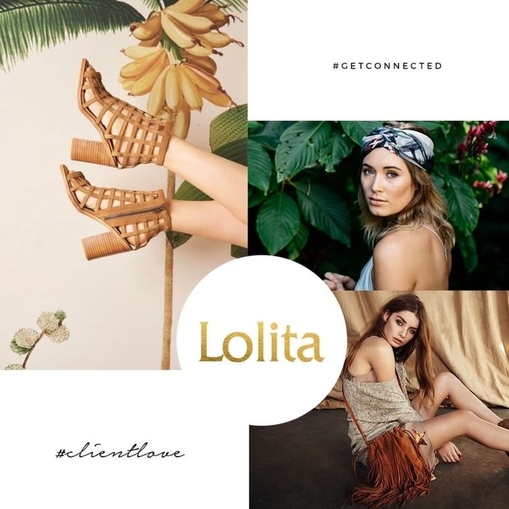 What girls wouldn't adore working with great people and beautiful footwear? We love the team at Lolita (and their great products). Lolita was looking to take their product to women around New Zealand so we developed an omnichannel solution with a website and integrated POS. Find out more about our clients over on our website- https://goo.gl/1B2TVZ #clientlove #shoesatlolita #getconnected