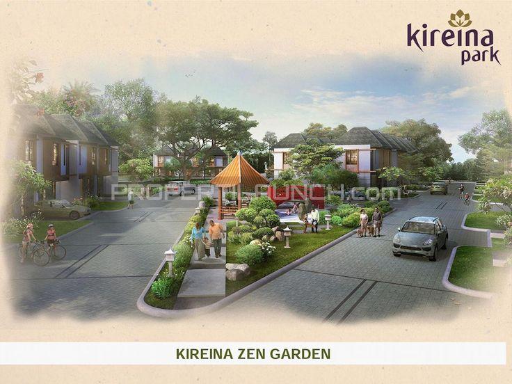 Kireina Park Zen Garden BSD
