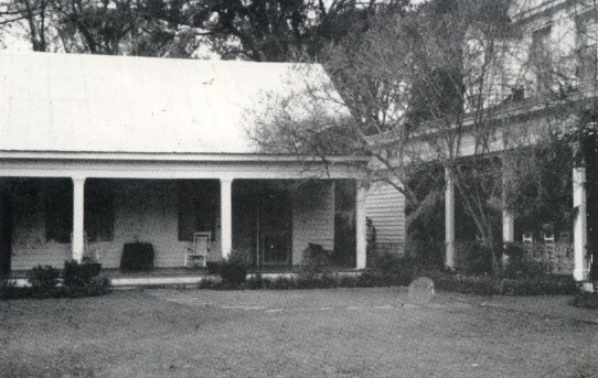 Famous Ghost Chloe at the Myrtle Plantation- one of Louisiana's most haunted plantations