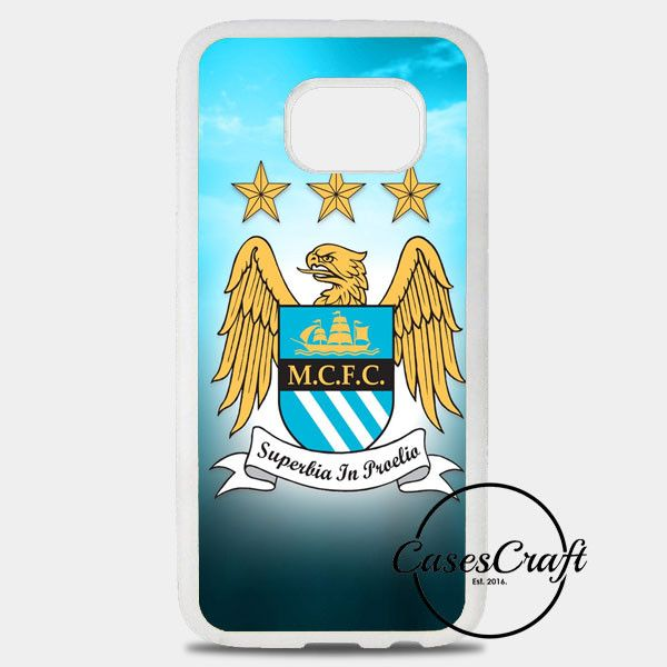 Manchester City Logo Samsung Galaxy S8 Plus Case | casescraft