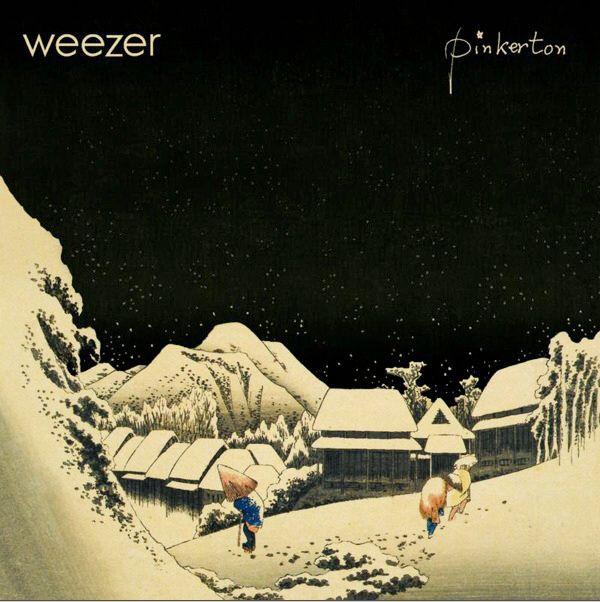 Pinkerton- Weezer