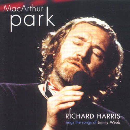 Richard Harris  MacArthur Park Sings the Songs of Jimmy Webb [New CD]