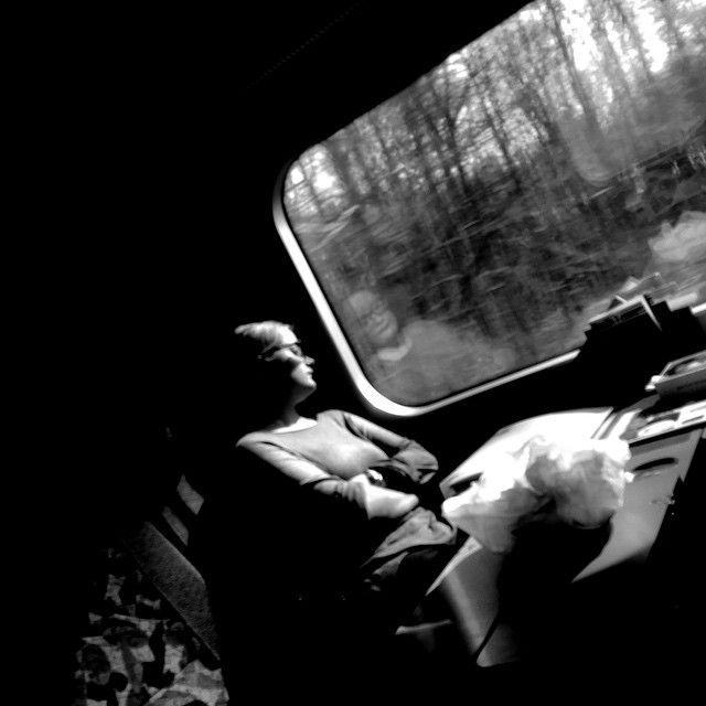 #travelling #asleep #ig_global_bw #igersdanmark #bnw #blackandwhite