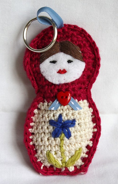 Knitting Pattern For Russian Dolls : 1000+ images about Knit & Crochet: Accessories on ...