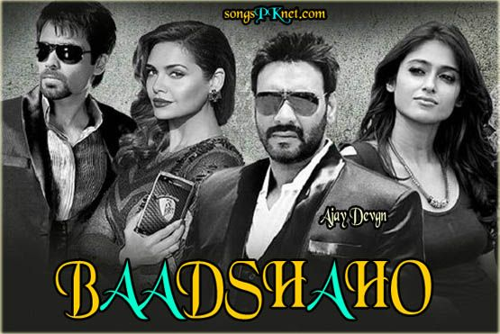 Baadshaho mp3 songs download. Baadshaho is a coming Bollywood movie songs download. Baadshaho is an action thriller movie directed by Milan Luthria. Baadshaho is written by Rajat Arora and produced by Bhushan Kumar, Milan Luthria and Milan Luthria under T-Series Films and Vertex Motion Pictures Production company. Baadshaho mp3 songs Listen Free.