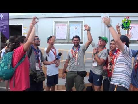 PatioScout Tienda Scout #wsj2015 Jamboree Mundial de Japón 2015