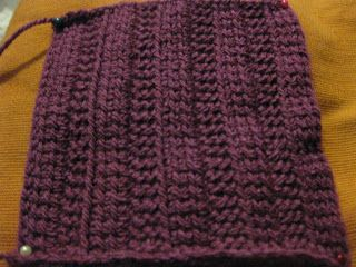 Hooked By Holly: Tunisian Crochet stitches