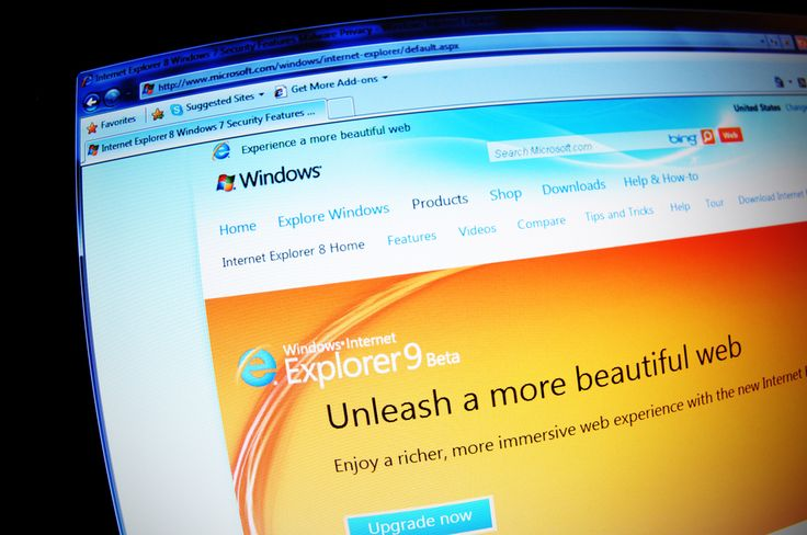 That's right, Internet Explorer's old versions are finally losing support from Microsoft.