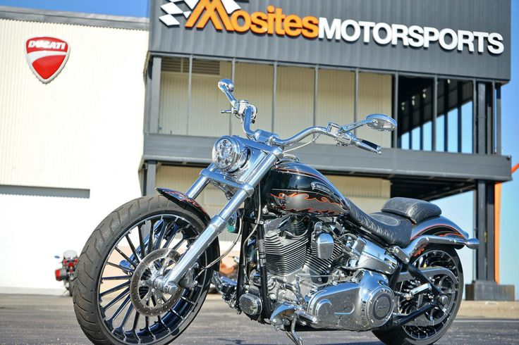 2014 Harley-Davidson® FXSBSE - SOFTAIL CVO for sale in North Versailles, PA | BRIAN HENNING 724-882-8378 Mosites Motorsports Sales Professional Come see me at the dealership and I will give you a $1 scratch off lottery ticket just for coming in to see me. (While Supplies Lasts)