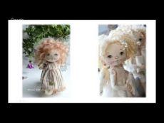 Мастер класс по шитью куклы. Наталья Сахарова
