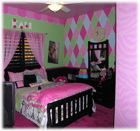 Wall decorating ideas, kids rooms, wall decor, girls room. <3 this idea for Lydia's room <3 <3 <3