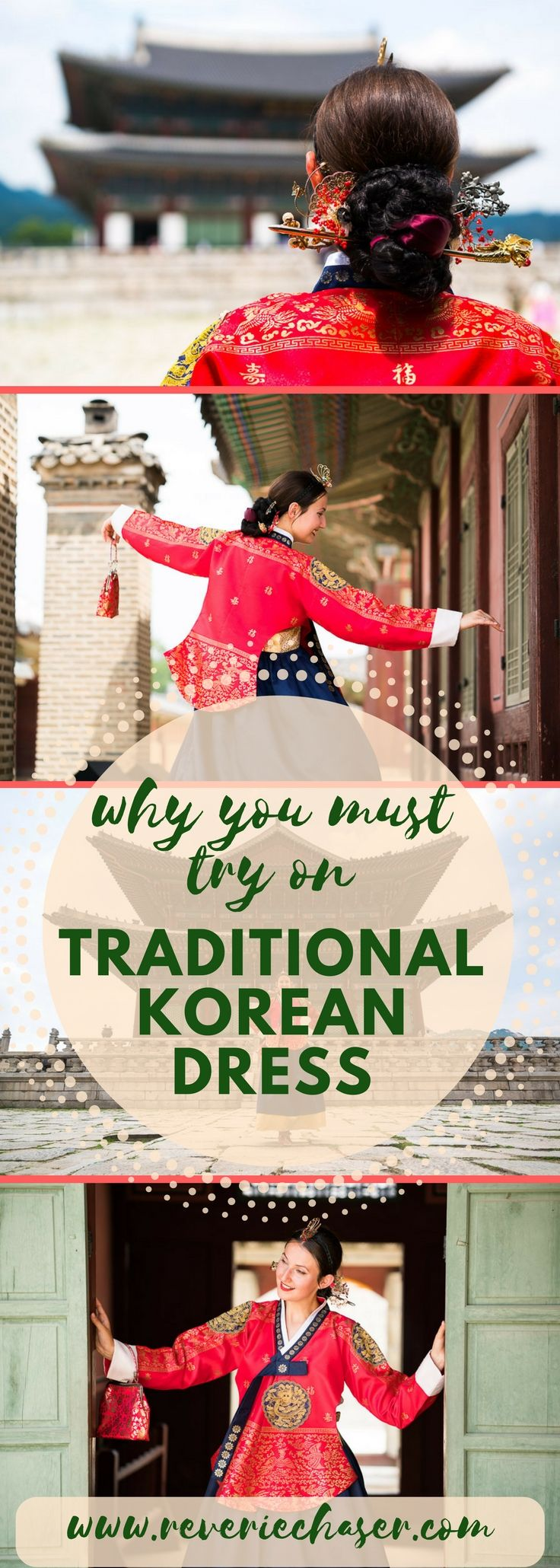 Why everyone should try on hanbok - Korean national dress. What should you know when renting one? How much does it cost and where can you get one?