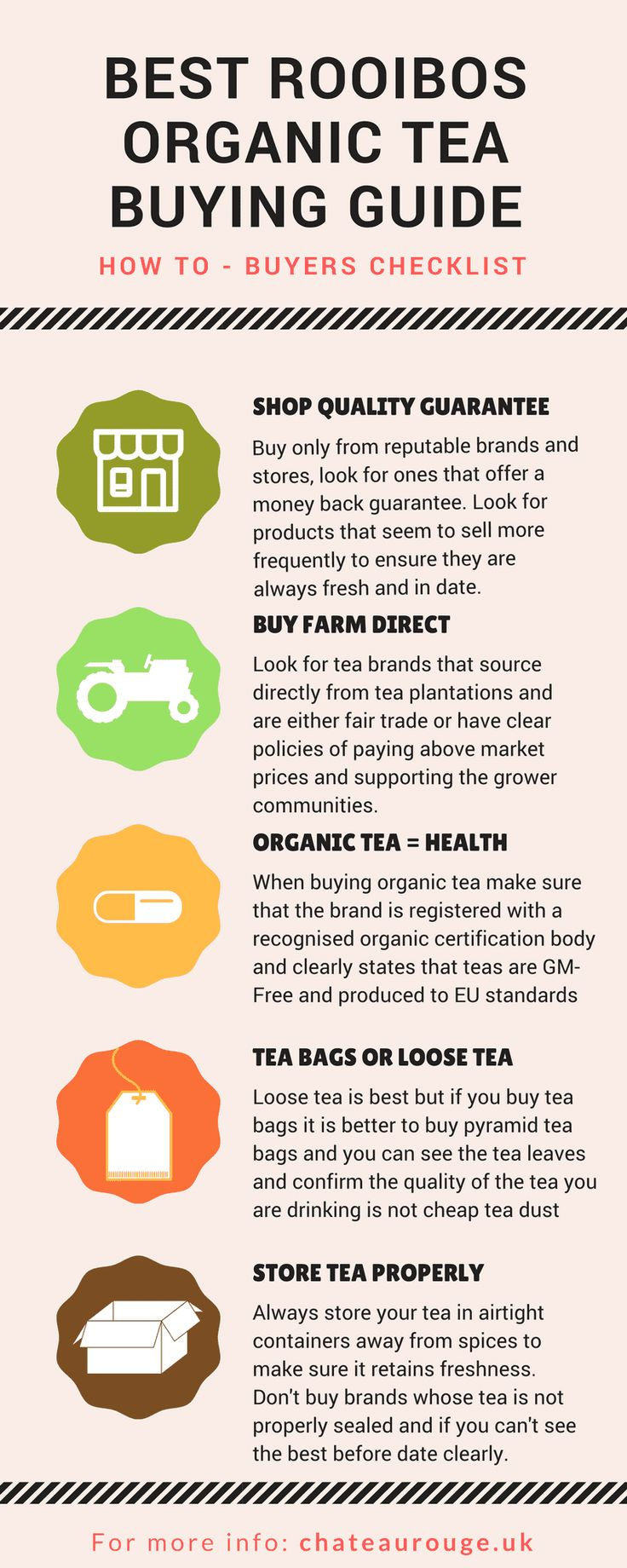Drinking our fair share of brews over the last 40 years, we have discovered a few things about what makes a really good Rooibos and how to determine if you are buying the freshest and best tea brands online or from any health food or fine food store. This http://teapauses.com/healthiest-teas-to-drink/best-tea-for-a-cold-and-sore-throat/