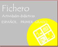 Ficheros de actividades didácticas Español Primaria