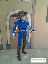 Romeo Costume for Ken Dolls with FREE Pattern