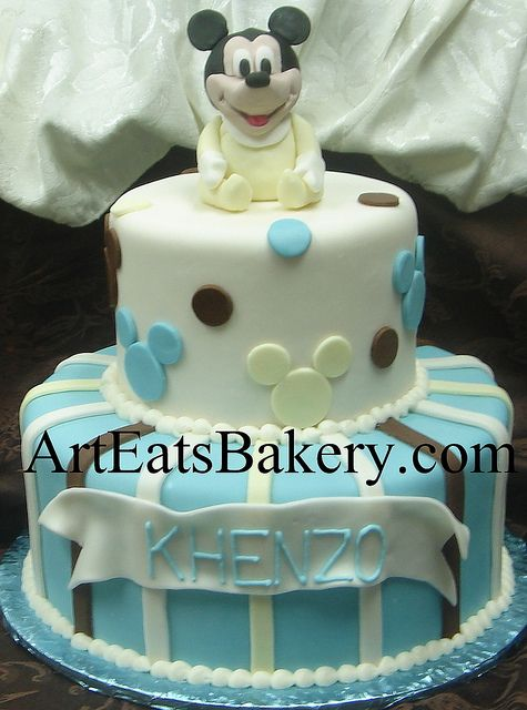 17 Best Ideas About Baby Mickey Cake On Pinterest Mickey