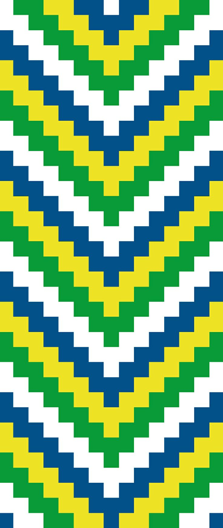 what colour is brazil flag