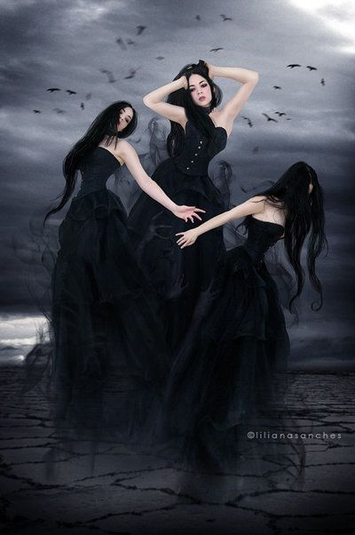 Gothic Witches Gothic Princess of the Shadows...