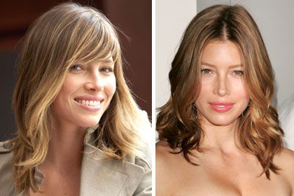 Sexy Celebrity Hairstyles for Fine Hair