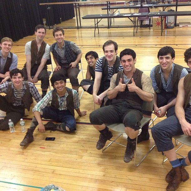 232 Best Newsies