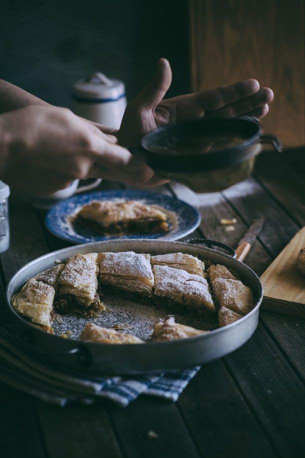 Pumpkin Pies Recipe, Pie Recipes, Pies Souvlaki, Kolokithopita Pumpkin ...