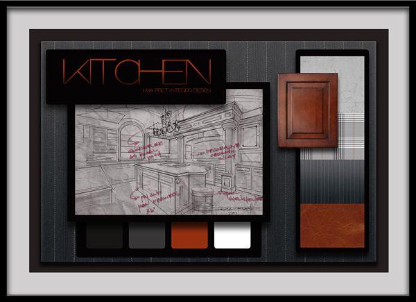 17 best images about material sample board on pinterest - Interior design sample board software ...
