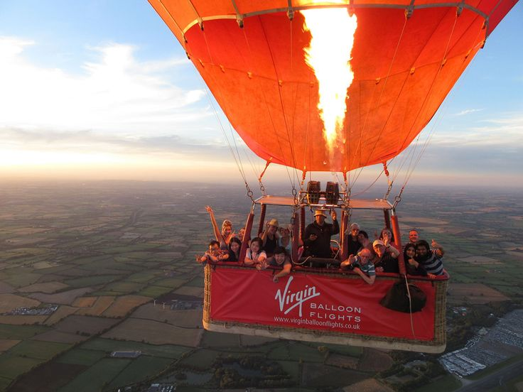 WIN a Case of Wine and Luxury Balloon Flight Competition