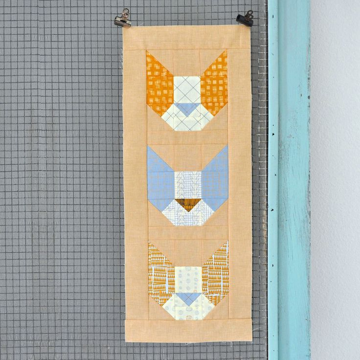 Litter Blox | Free Pattern by lillyella stitchery
