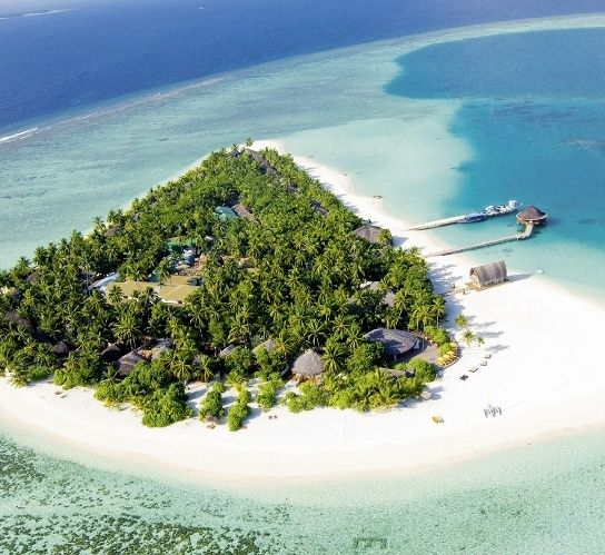 Hotel Angsana Resort & Spa Maldives Velavaru Dhaalu Süd Nilandhe Atoll | Günstig buchen bei lastminute.de