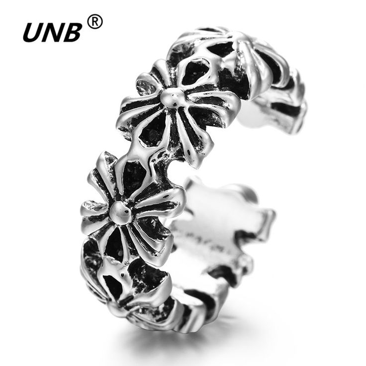 Cuff Adjust Luxious Fantastic Big Ring Silver Plated Vintage Look Indian Jewelry Punk Rock Men Rings For Women anel jewelry