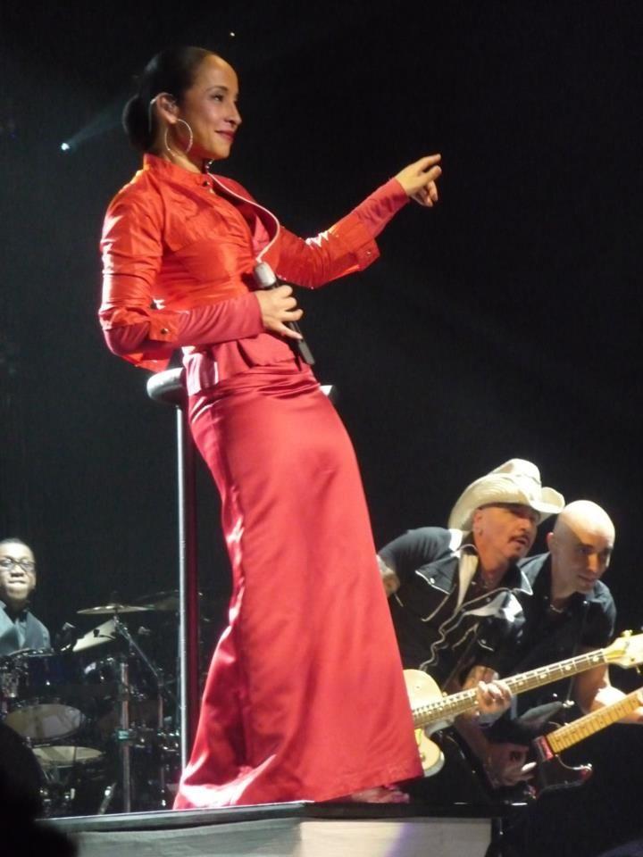 GIG REVIEW: Sade concert was 'king' in Brisbane, Australia •