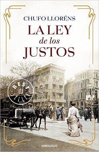 La Ley De Los Justos (BEST SELLER): Amazon.es: CHUFO LLORENS: Libros