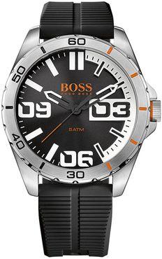 Hugo Boss Orange Berlin Men's 50.15mm Case Watch with Black Dial 1513285 | WatchO™