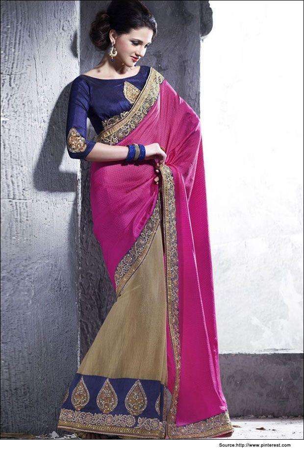 Top 12 Blouse Designs for Silk Sarees | Designer Blouses