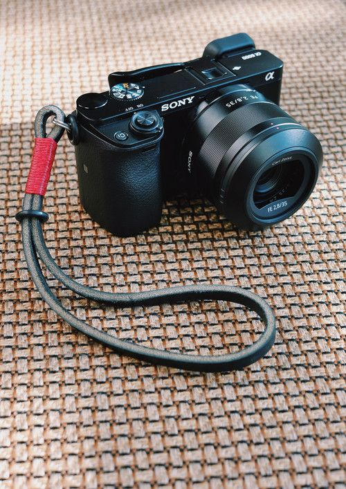 Zeiss Lenses...Sony A6000 camera. SONY, mirrorless, Zeiss, Carlzeiss, Sonnar, FE lens, Lensporn, cameraporn, Gordys strap.