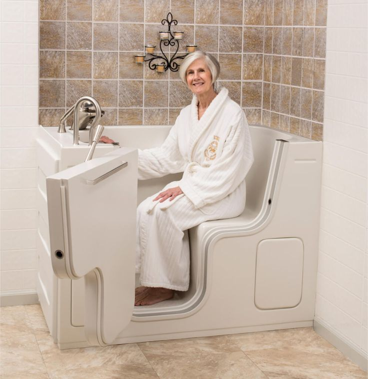 Safe Design Solutions For Senior Friendly Bathrooms