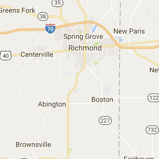 Winding Branch Golf Course | Visit Richmond Indiana - Wayne County