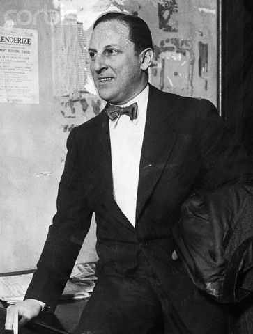 Arnold Rothstein--the gangster who rigged the World Series....seen as a character in Boardwalk Empire