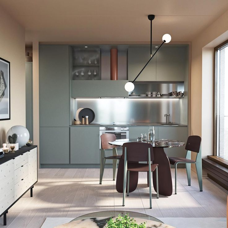7 Best Sixties Kitchens Images On Pinterest