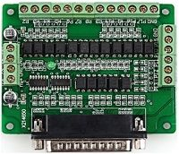 Motiontek | CNC Breakout board USB Router Mill Canada USA