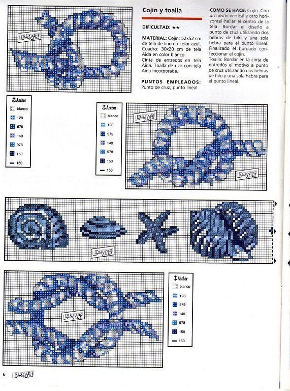 un solo color (pág. 9) | Aprender manualidades es facilisimo.com