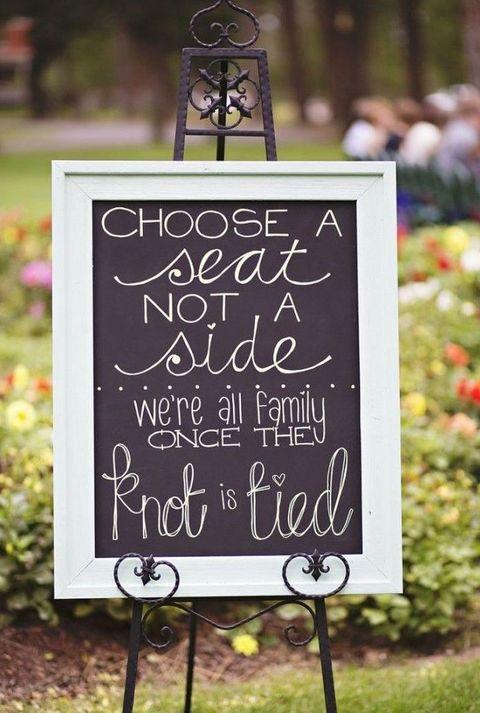 60 Cool Chalkboard Wedding Ideas   HappyWedd.com