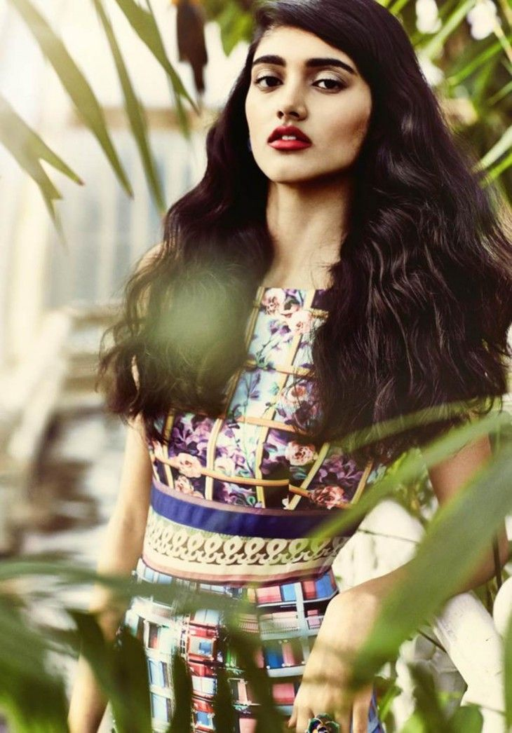 Neelam Johal for Vogue India March 2014