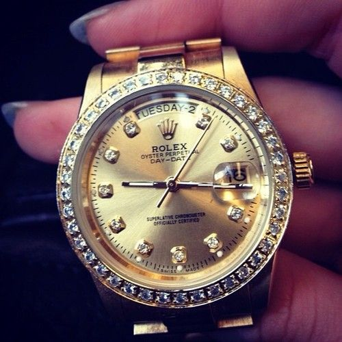 Owning a Rolex is my dream