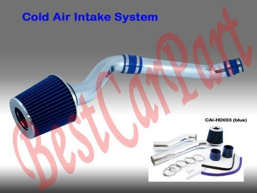 92 93 94 95 Honda Civic DX LX EX Cold Air Intake + Blue Filter CHD3B by Click 2 Go. $60.00