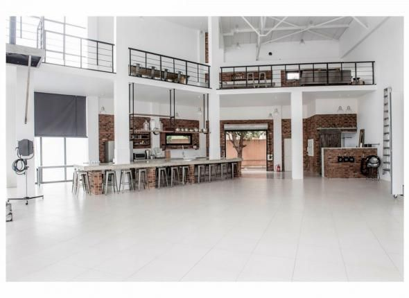Salon 2 | Amazing Spaces