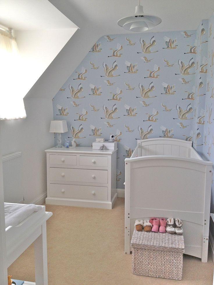 Nursery I did for my little girl. - Claudette Martell