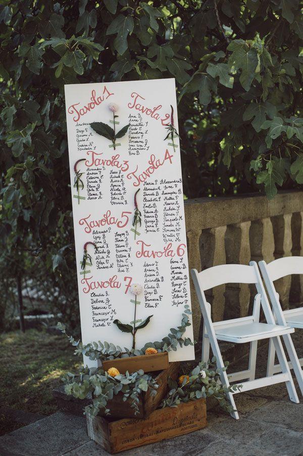 Dettagli vintage per un matrimonio sui colli euganei