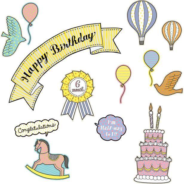 ハーフバースデー🎉は赤ちゃんの生後6ヶ月のお祝いです👶🍼 カワイイ帽子➡️https://goo.gl/x97J9n を被せたりお部屋を飾ったり➡️https://goo.gl/losOGX 簡単無料ダウンロードで作れちゃいます!素敵な記念写真を取っちゃいましょう♪( ˘ ³˘)♥ #ハーフバースデー #赤ちゃん #記念写真 #おしゃれ #グッツ